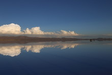 ウユニ塩湖 ボリビア