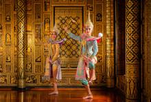 Art Culture Thailand Dancing I...