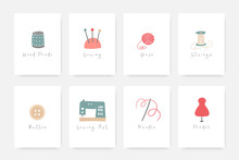 Sewing Objects Collection Incl...
