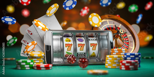 Photographie Online casino