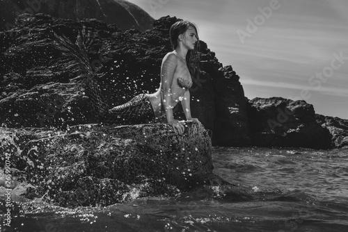 Photographie  Scottish Mermaids