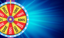 Wheel Of Fortune, Lucky Backgr...