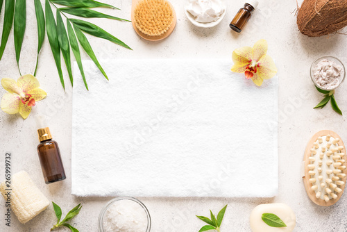 Poster Spa Spa Background