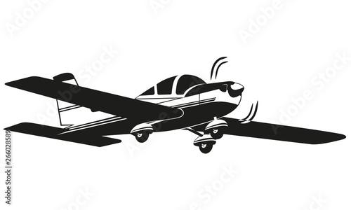 Photo Motorflugzeug - Monsun - Modellflugzeug