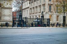 The Building Of Whitehall At D...
