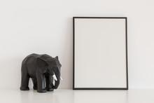 Home Decor Geometric Elephant ...