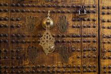 Detail Of The Wooden Doors Of ...