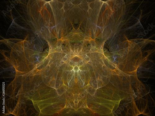 Fototapety, obrazy: Imaginatory fractal Texture Image