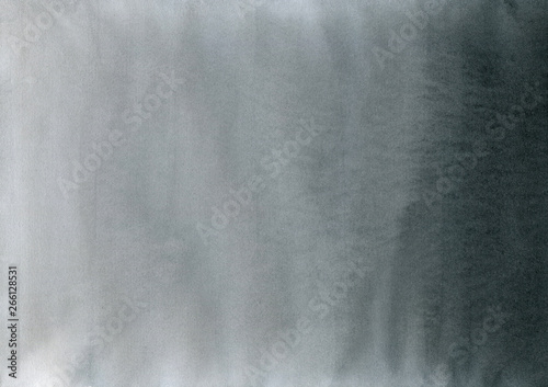 Poster de jardin Metal black white gray abstract gradient background