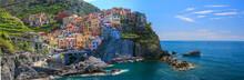 Scenes Of Cinque Terre