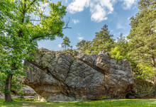 Robbers Cave State Park In  Ok...