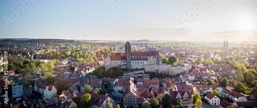 Fotografie, Tablou  Schloss von Quedlinburg