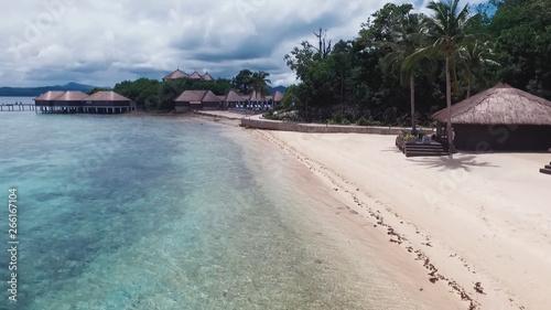 Foto op Plexiglas Caraïben beach