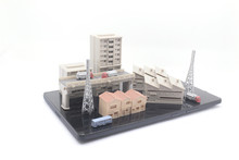 The Business Concept Architecture Scale Model Building