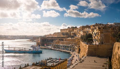 Foto  City of Valletta, capital of Malta