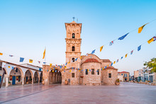 Church Of Saint Lazarus, A Lat...