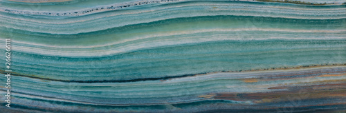 agate texture, turquoise sea background Tablou Canvas