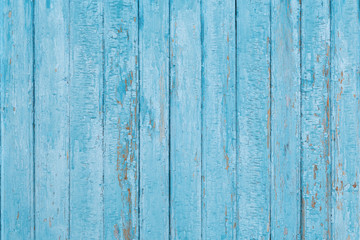 Background from old painted boards