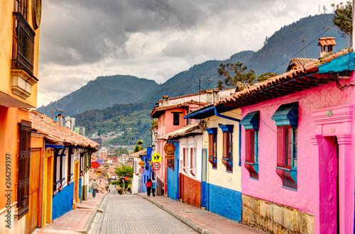 Bogota, La Candelaria historical district