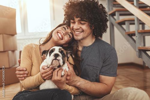 Valokuva  Love In New Home
