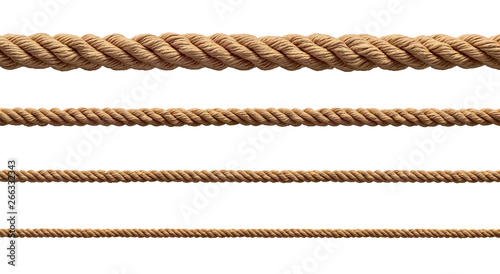 Obraz string rope cord cable line - fototapety do salonu