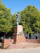 Monument To The Composer M.I. ...