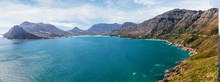 Panorama Of Hout Bay, Cape Town ,South Africa From Chapmans Peak Drive