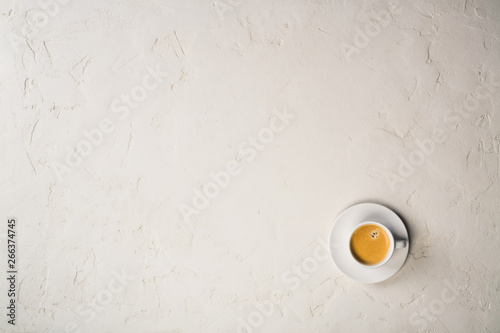 Fototapety, obrazy: Cup of coffee with space for text