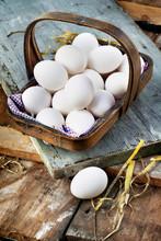 White Duck Eggs