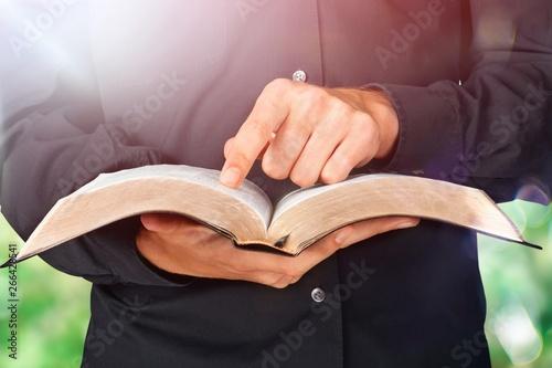 Bible. Fototapete