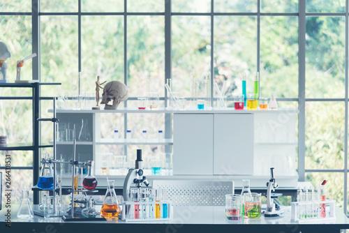 Scientific laboratory, Science concepts for education