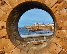 Essaouira Ramparts View Throug...