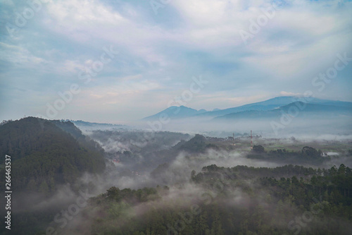 Fototapety, obrazy: view of mountains