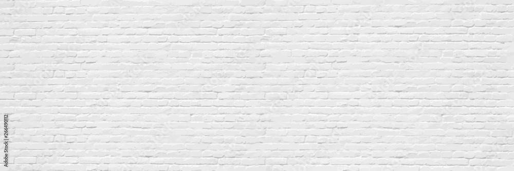 Fototapeta Mur en briques blanches / vecteur