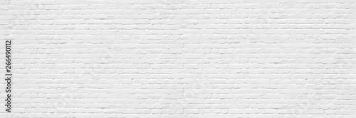 Fototapeta premium Biały ceglany mur / wektor