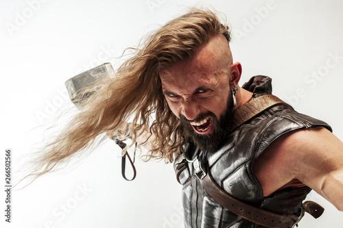 Photo  God of thunder