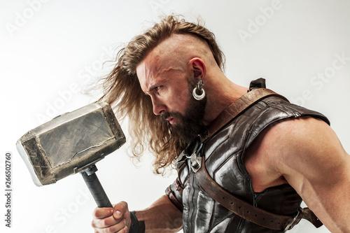 Foto  God of thunder
