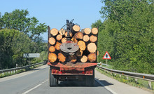 Transport De Bois