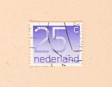 THE NETHERLANDS 1980: A Stamp ...
