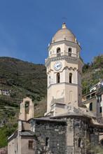VERNAZZA, LIGURIA/ITALY  - APR...