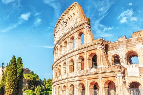 Fotografia, Obraz  Coliseum, Rome, Italy