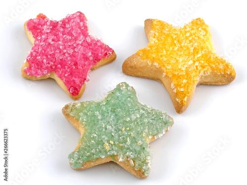 Sugar cookies Canvas Print