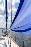 Springtime Sailing on the Neuse River