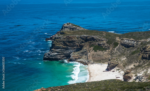 Fotografering Panoramic view of the Cape of Good Hope, South Africa