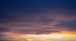 Natural Sky Sunset or sunrise background.