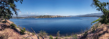 Landscape Of Lake Cachuma And ...