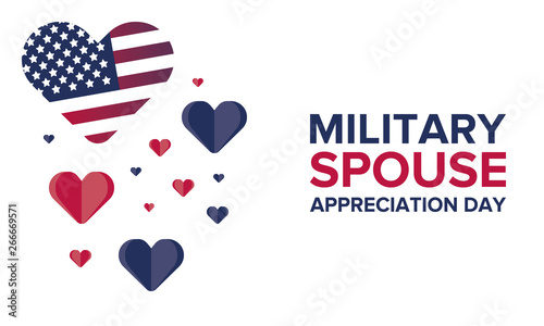 Fotografía  Military Spouse Appreciation Day