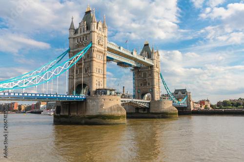 Poster London Tower Bridge of London City of London Landmark, United Kingdom, UK, England