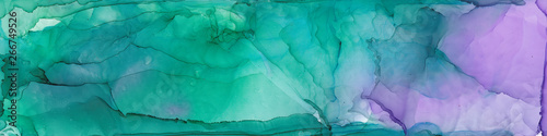 Photo Stands Abstract wave Alcohol ink multicolor texture. Fluid ink abstract background. art for design