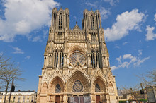 Reims, La Cattedrale Di Notre-...